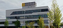 Das Dentsply Sirona Innovationszentrum in Bensheim.